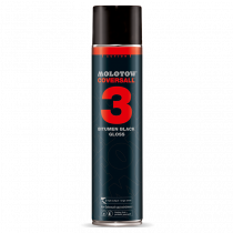 "CoversAll™3 ""Bitumen"" festékszóró spray 600 ml"