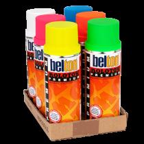 """MOLOTOW™ PREMIUM festékszóró """"Neon"""" csomag"""