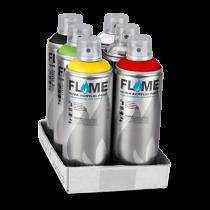 FLAME™ BLUE festékszóró próba csomag 1
