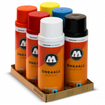 ONE4ALL™ Spray alap csomag 1