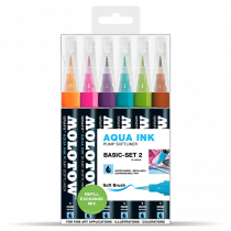 Aqua Ink Pump Softliner alap szett 2