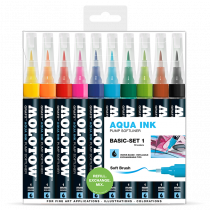 Aqua Ink Pump Softliner alap szett 3