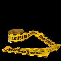 Művész kordonszalag
