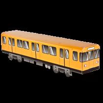 "MOLOTOW™ MINI SUBWAYZ karton vonat ""Berlin"""