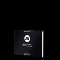 MOLOTOW™ Vázlatfüzet DIN A5 (fekvő formátum)