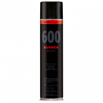 BURNER™ Black Festkszóró spray 600 ml