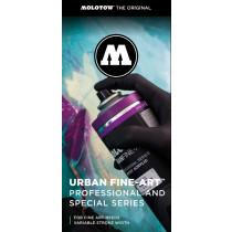Urban Finer-Art™ profi és speciális szériák termékleírása