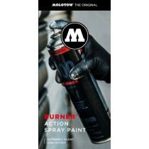 Burner™ Akció festékszóró spray termékleírás