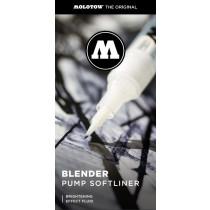 """""""Blender"""" pumpás filctoll termékleírás"""
