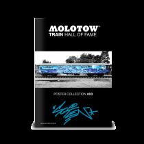 """MOLOTOW™ vonat poszter #03 """"SOTEN"""""""