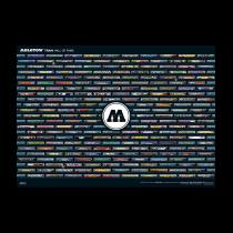 """MOLOTOW™ vonat dicsöség csarnoka poszter verseny """"Mosaik Poster"""""""