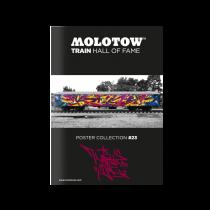 """MOLOTOW™ vonat poszter #23 """"KAISY"""""""