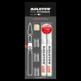 MOLOTOW™ utántöltő bővítő 211EM kezdő készlet