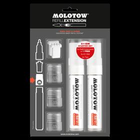 MOLOTOW™ FINELINER™ tűhegyű filctoll 0,4 mm