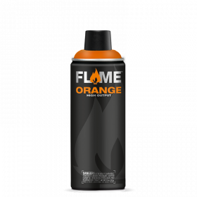 FLAME™ ORANGE festékszóró spray 400 ml