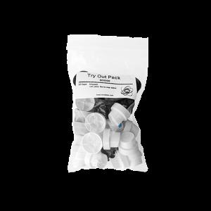 MOLOTOW™ festékszóró fej teszt csomag 30db